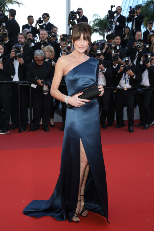 Карла Бруни-Саркози в Celine by Hedi Slimane