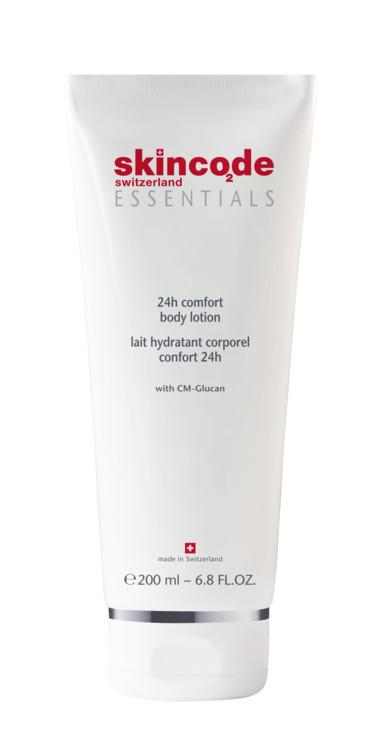 Увлажняющий лосьон для тела, Skincode Essentials
