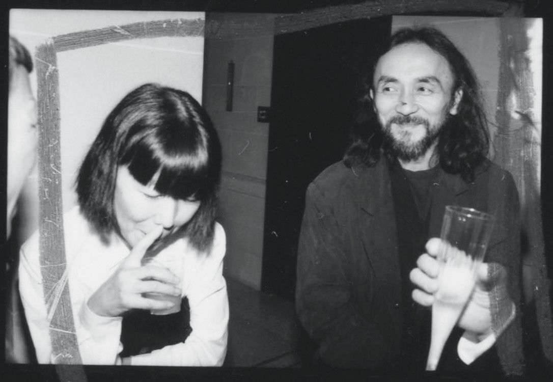Рей Кавакубо и Йоджи Ямамото, Париж, 1994