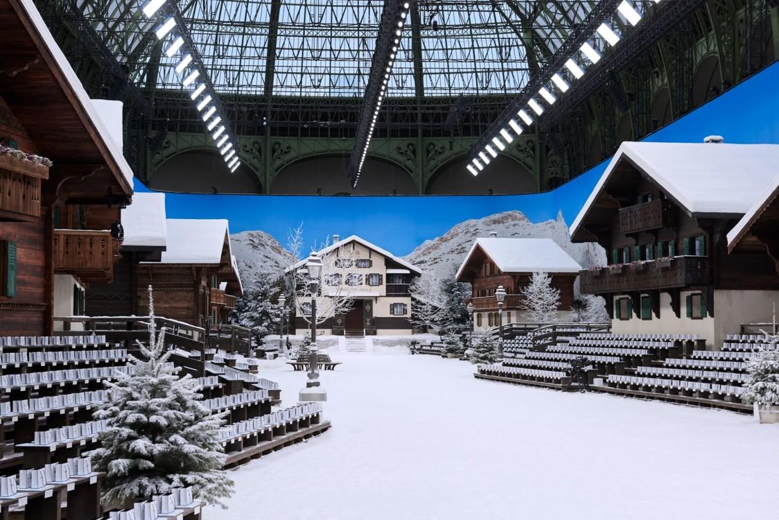Chanel осінь-зима 2019/2020