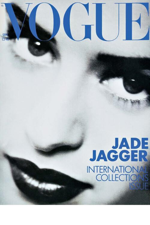 Vogue British, сентябрь 1990