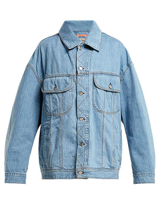 Джинсовая куртка, Acne Studios