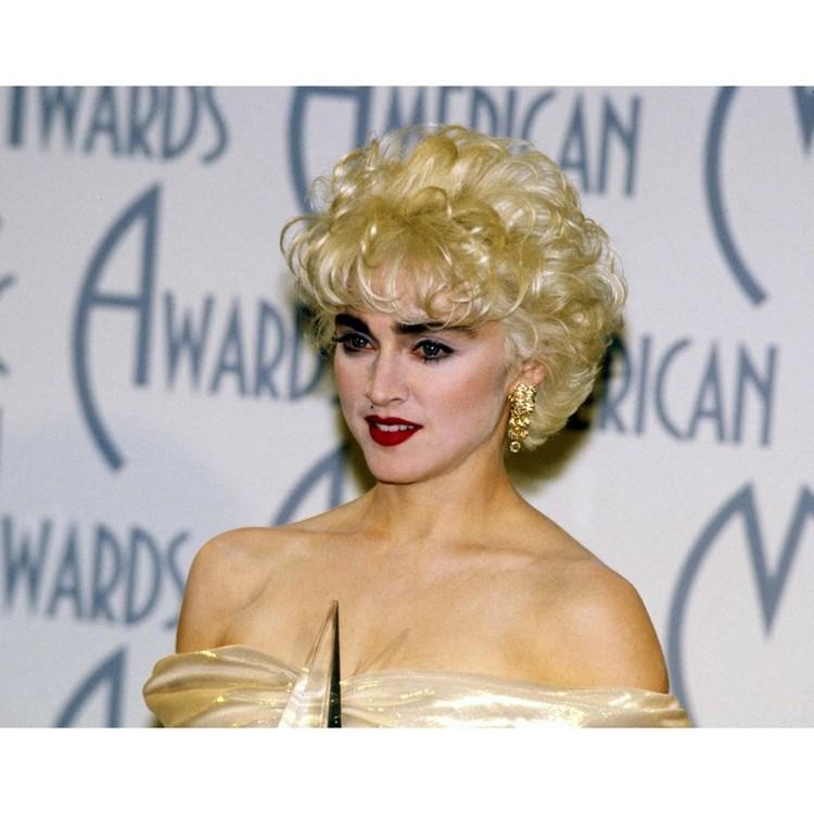 Мадонна, 1980-е