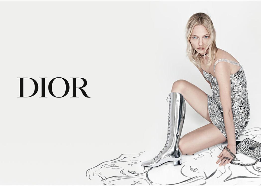 Dior весна-лето 2018