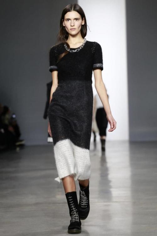 Calvin Klein, осень-зима – 2014