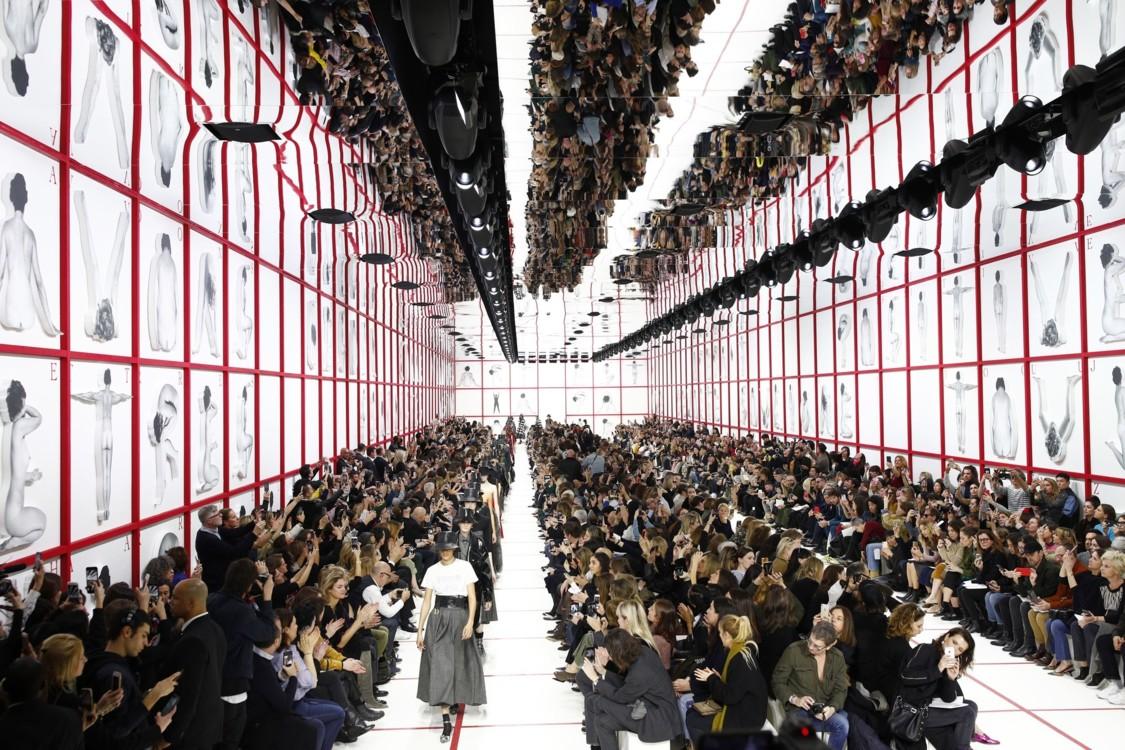 Christian Dior осінь-зима 2019/2020