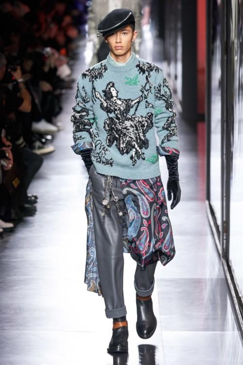 Dior Men осень-зима 2020/2021