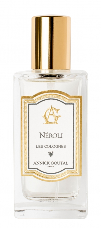 Néroli Les Colognes, AnnIck GouTAL с нотами нероли, апельсинового цвета и петитгрейна