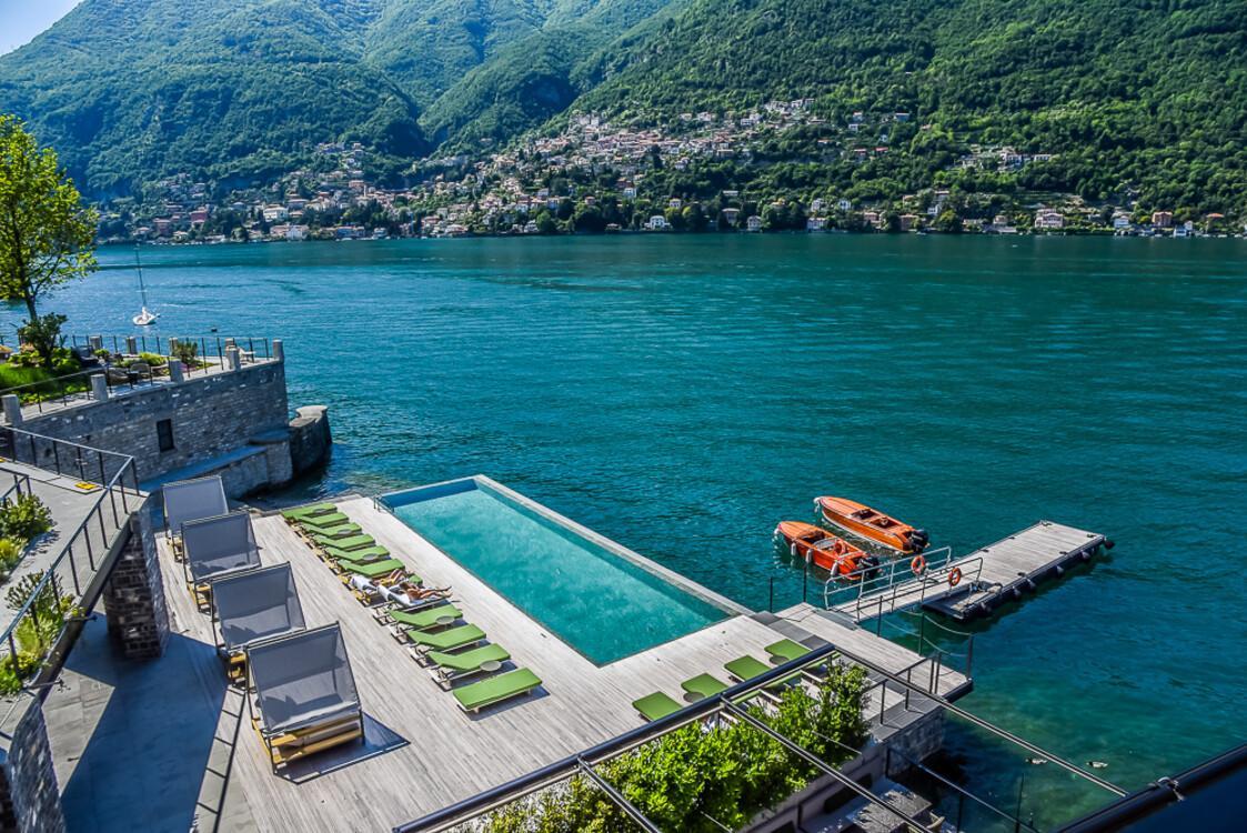 Il Sereno, озеро Комо, Італія