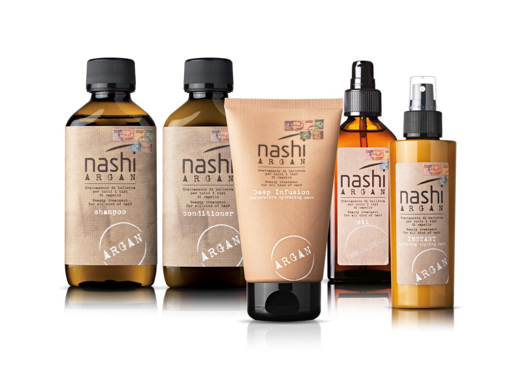 Средства для волос, Nashi Argan