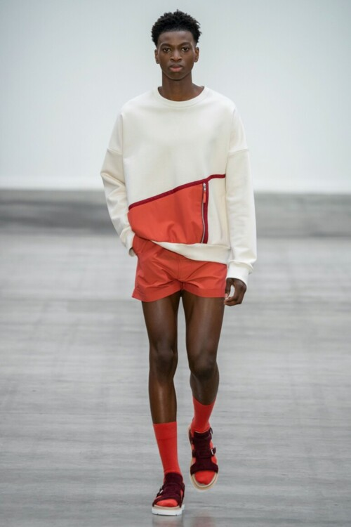 E. Tautz Menswear весна-лето 2020