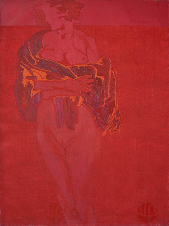 Яна Быстрова, 1989, Неудовлетворенные потребности, холст, масло, 160 × 120 см