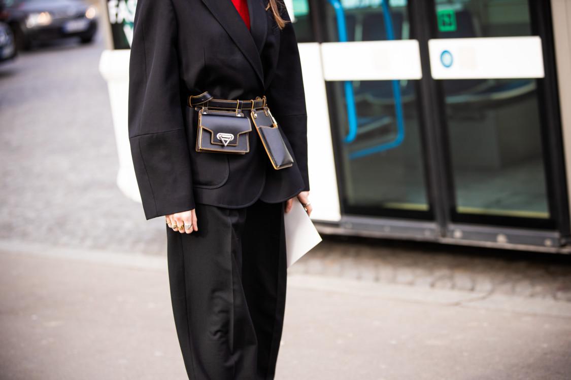Как носить поясные сумки стритстайл фото лето 2020 фото