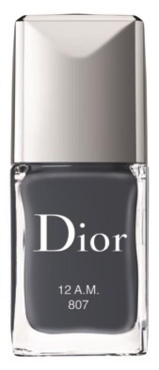 Лак для нігтів Dior Vernis №807 12 A.M., Dior