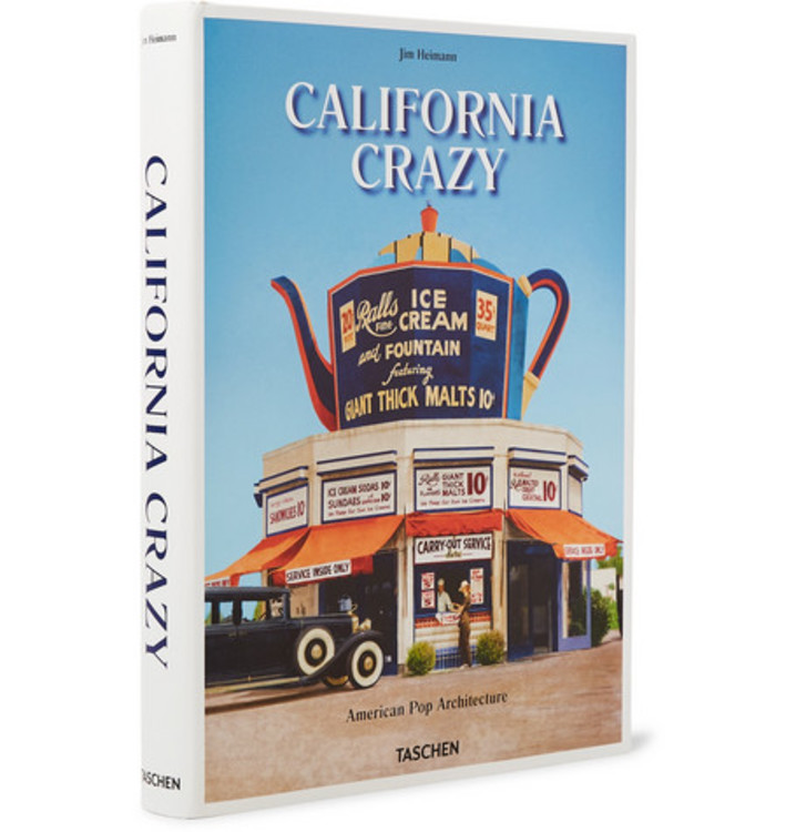 Книга California Crazy: American Pop Architecture