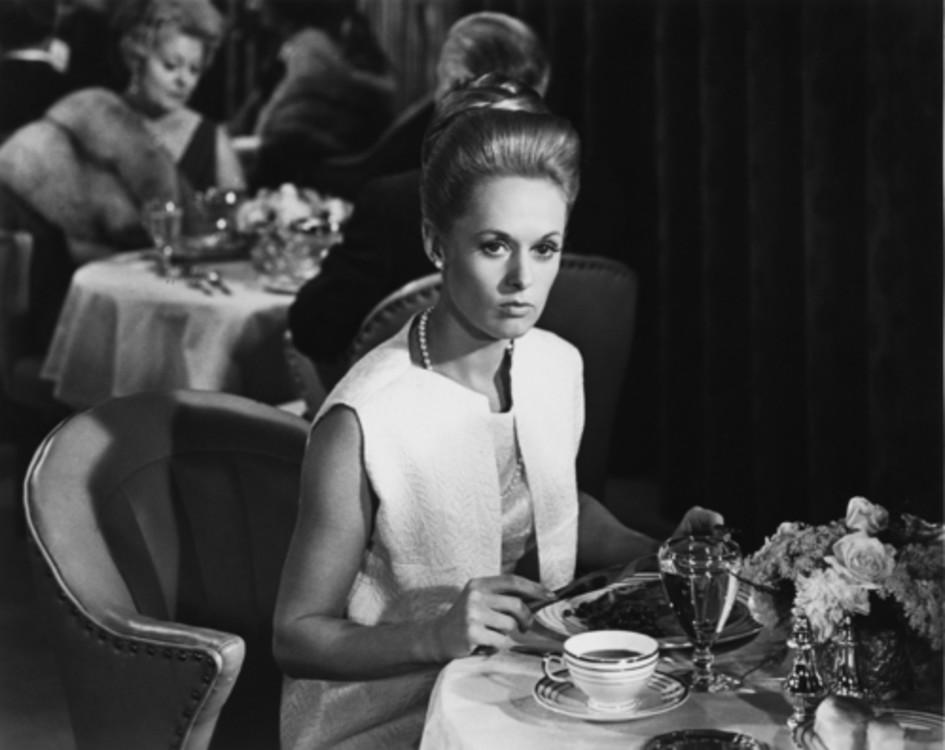 Тіппі Хедрен 1964 року