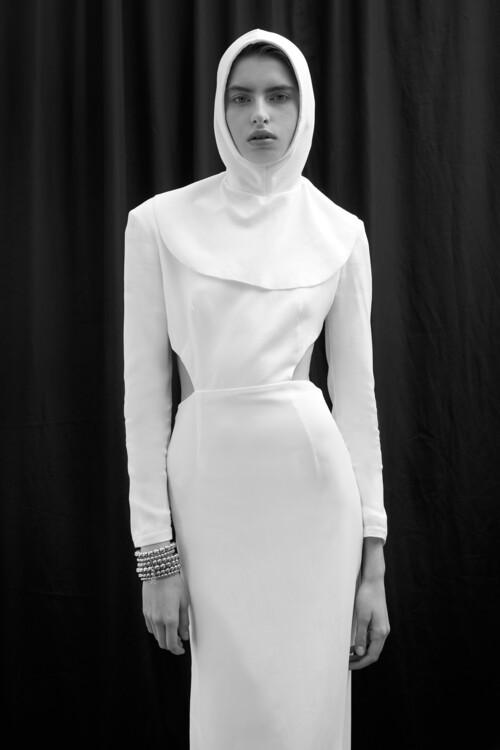 На фото: платье Nataliya Novitska