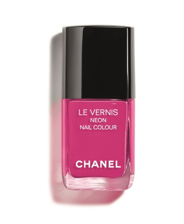 Лак Le Vernis Neon Nail Colour №648 Techno Bloom, Chanel