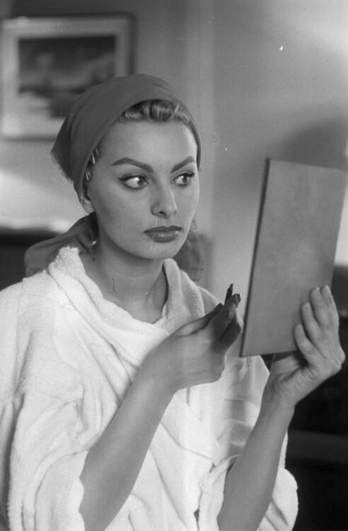 Софи Лорен, 1956