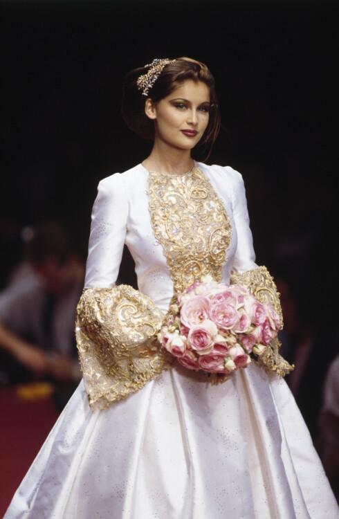 Ted Lapidus Haute Couture осень-зима 1995/1996