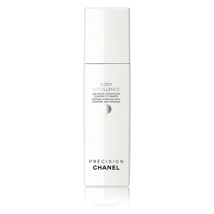Ультра-увлажняющее молочко для комфорта и упругости кожи Body Excellence, Chanel