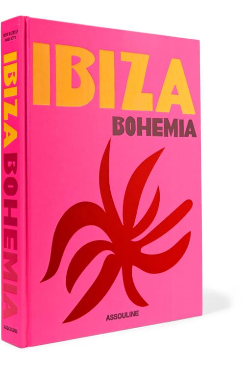 Книга  Ibiza Bohemia, ASSOULINE