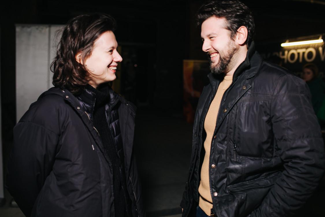 Ольга Жижко и Дмитрий Гончаров