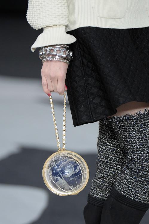 Chanel осень-зима 2013/2014