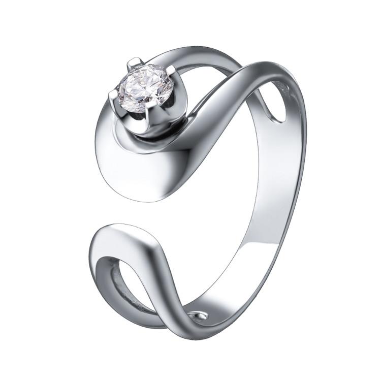 Кольцо из новой коллекции бриллиантов GLOW ювелирного дома SOVA