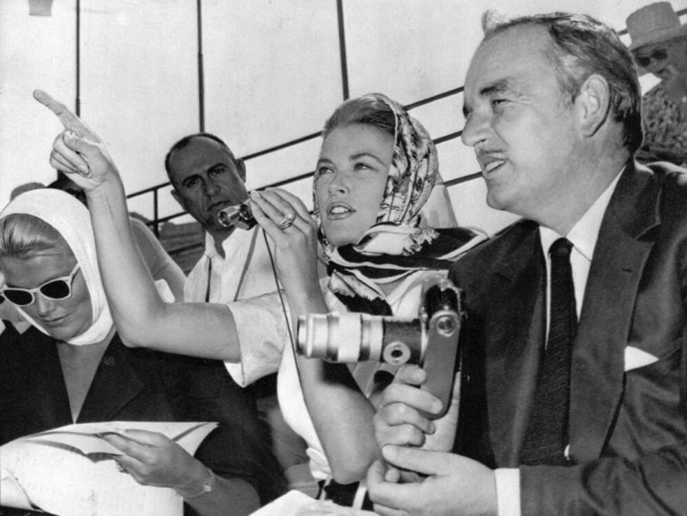 Грейс Келли, 1960