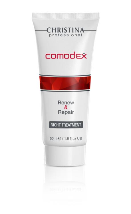 Ночная сыворотка Renew & Repair Comodex, Christina