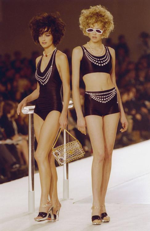 Chanel весна-літо 1997
