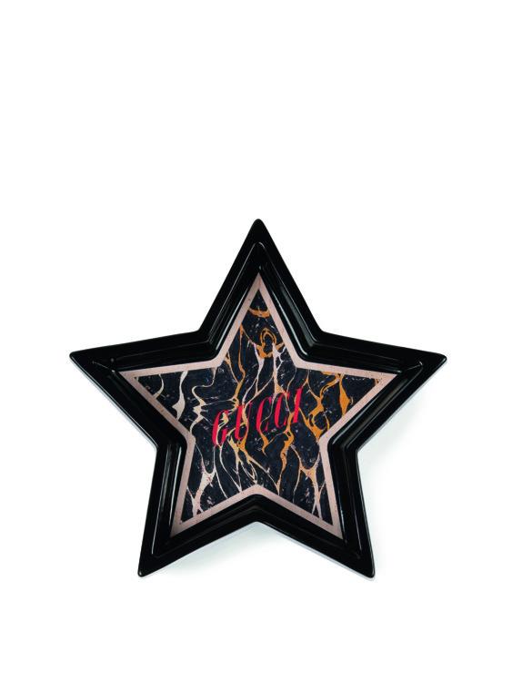 Тарелка-звездочка из новой коллекции Gucci Décor
