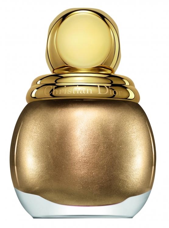 Лак для ногтей Diorific Vernis 328 Golden, Dior