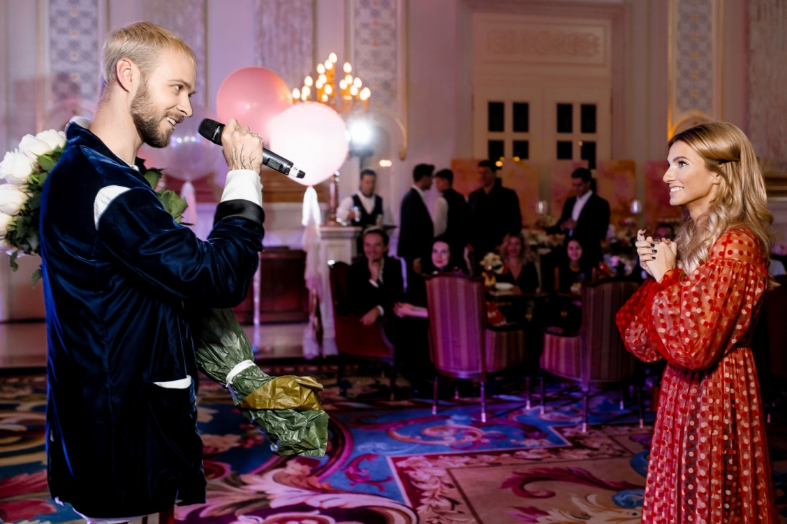 Макс Барских и Елизавета Юрушева