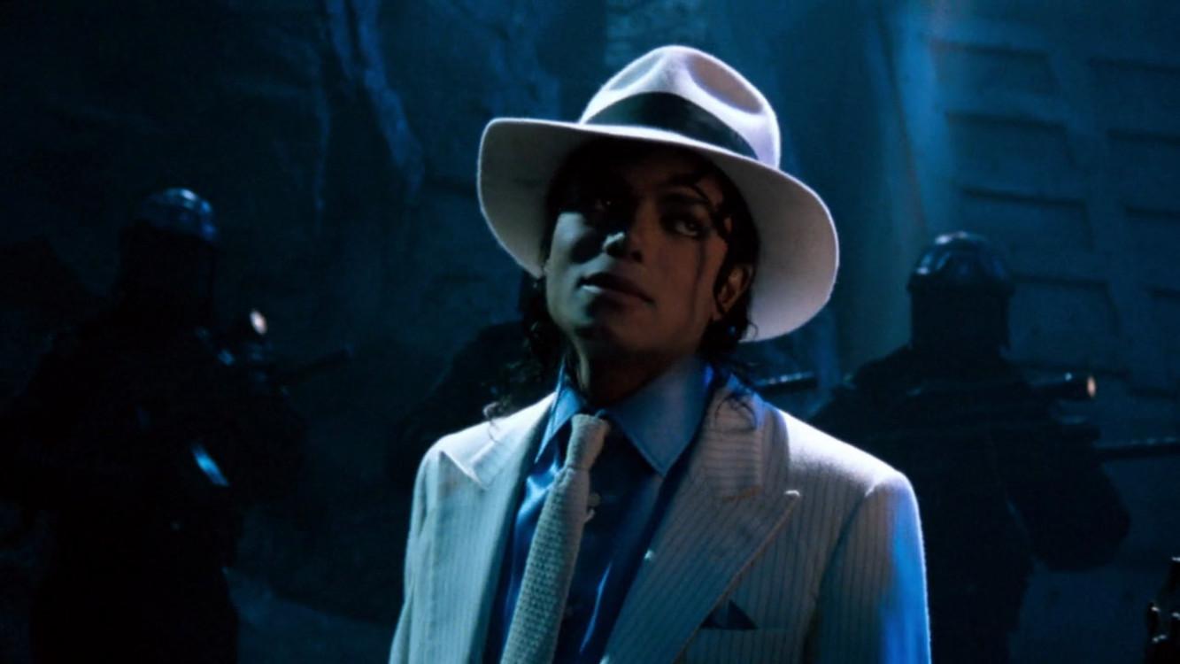 "Майкл Джексон, ""Smooth Criminal"", 1987"