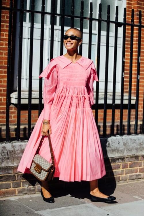 С чем носить балетки Chanel (фото) фото