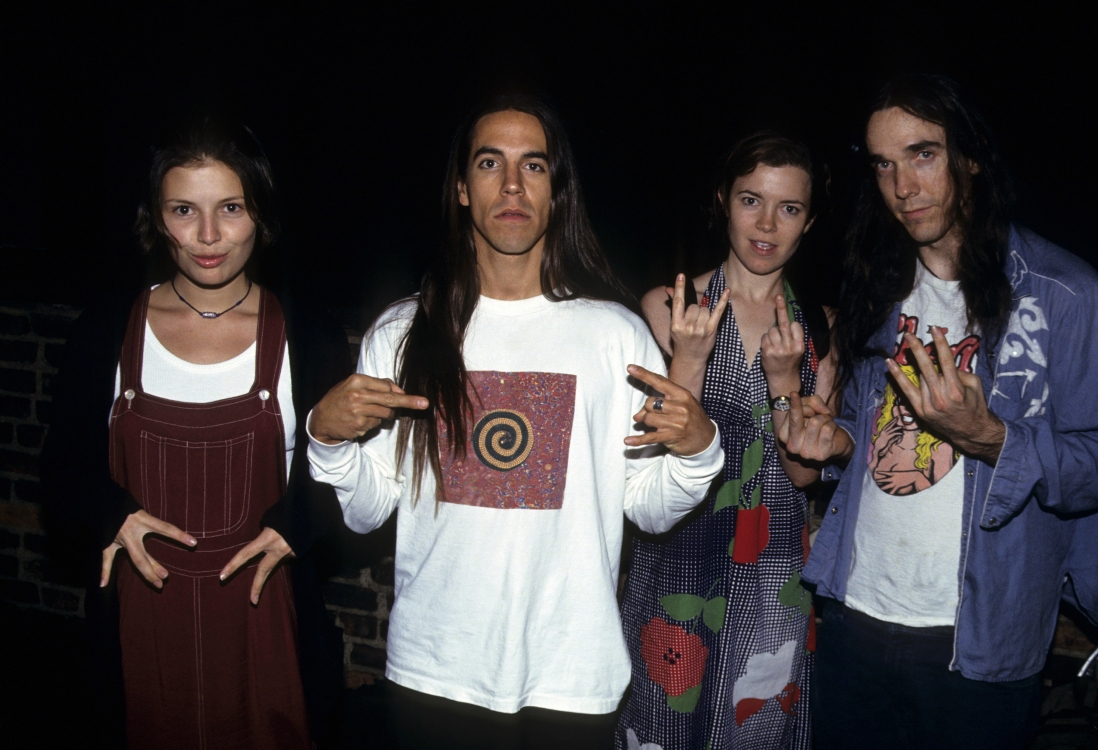 В Club USA, 1993 год