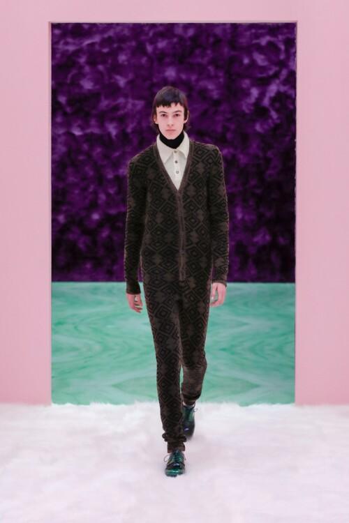 Prada Menswear осінь-зима 2021/2022