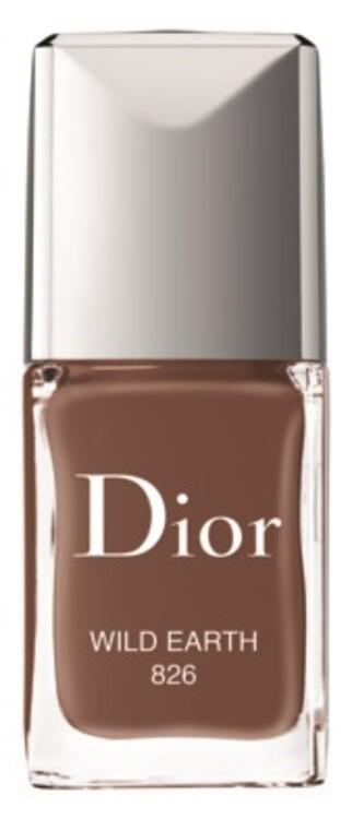 Лак для нігтів Dior Vernis №826 Wild Earth з літньої колекції макіяжу Wild Earth, Dior