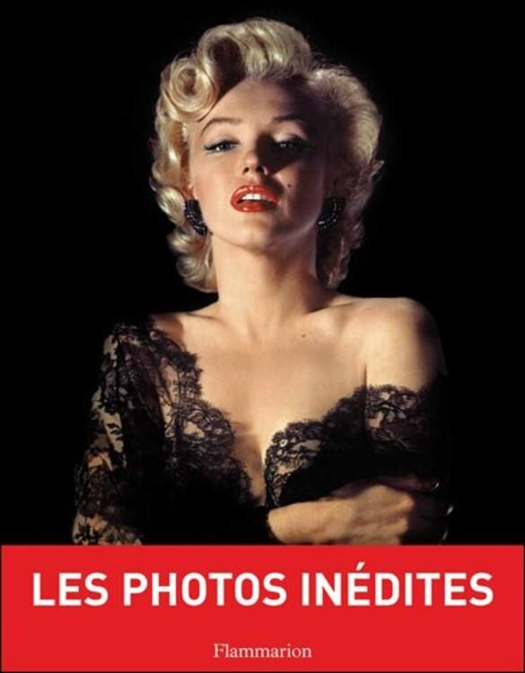«Marilyn Inédite», видавництво Flammarion