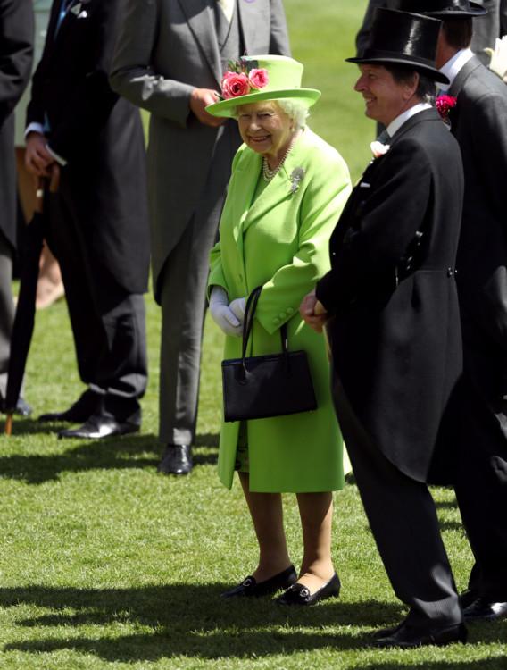 Королева Єлизавета Друга
