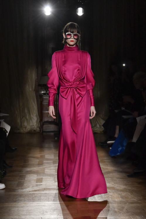 Ірина Кравченко на шоу Ronald van der Kamp Couture весна-літо 2020