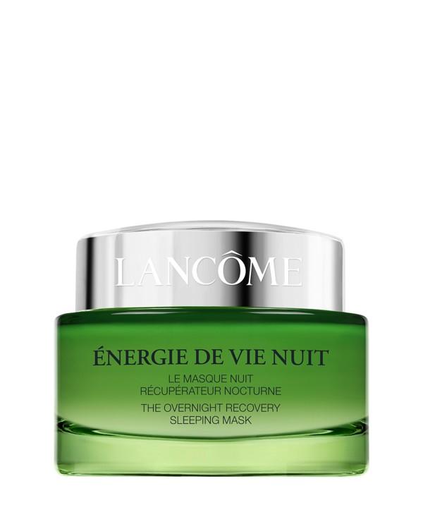 Ночная маска для устранения признаков усталости c экстрактами ягод годжи, мелиссы и горечавки Énergie De Vie, Lancôme