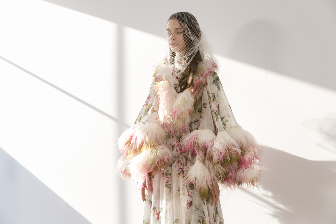Giambattista Valli Couture осень-зима 2018/2019