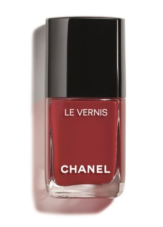 Стойкий лак для ногтей Le Vernis №719 Richness, Chanel