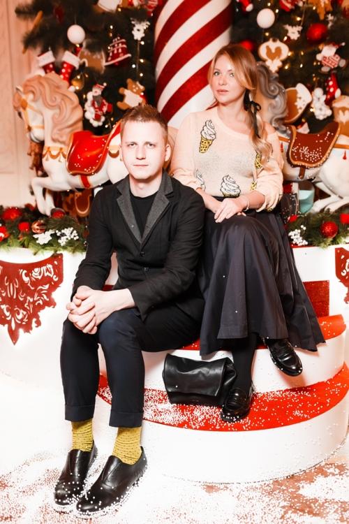 Артем Климчук и Наталья Стрильчук