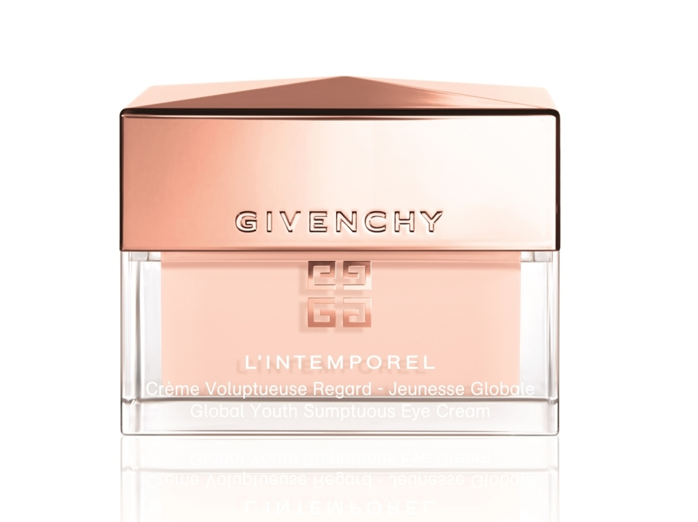 Крем для кожи вокруг глаз Global Youth Sumptuous Eye Cream L'Intemporel, Givenchy