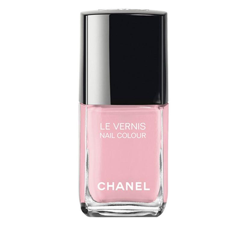 Лак Le Vernis 588 Nuvola Rosa, long-lasting, Chanel