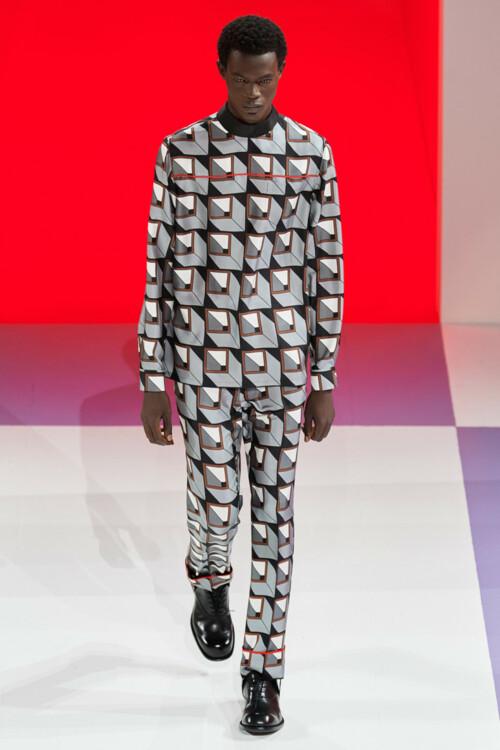 Prada Menswear осень-зима 2020/2021
